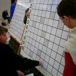 28 octobre : AY - Festival 2007 Le Nordiste Bertrand Lenoble : demi-finaliste du tournoi SOLO contre l'Ariégeois Christian Leclercq. Le Festival d'Aÿ a vu la réussite d'une génération montante de cruciverbistes.