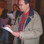 19 octobre : Festival d'Eu Marc Cimpello : sur la piste de la vérité