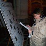 19 octobre : Festival d'Eu Christelle Vittoz : cruciverbiste émérite au féminin.