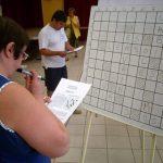 26 août : VACQUEYRAS - Festival Sylvie Gony (Saint-Masmes) a perdu en huitième de finale son duel champenois contre Gilles Maccioni.